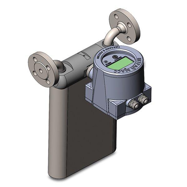 Счетчик-расходомер ШМ-1200
