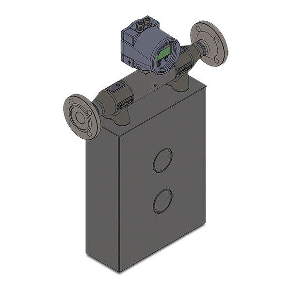 Счетчик-расходомер ШМ-1400